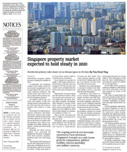 leedon-green-Singapore-Pty-market-to-hold-Steady-in-2020