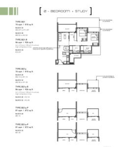 Leedon-Green-2-bedroom-+-study-BS1-floor-plan-Singapore