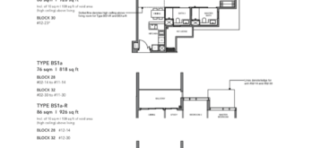 Leedon-Green-2-bedroom-+-study-BS1-floor-plan-Singapore