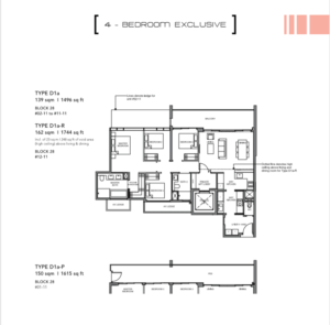 Leedon-Green-4-bedroom-exclusive-D1a-floor-plan-Singapore
